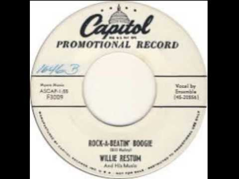 Willie Restum - Rock A Beatin