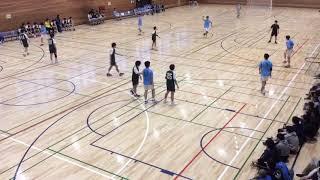 H29 ハンドボール春季二部リーグ 駿河台 vs 関東学院(5/5)