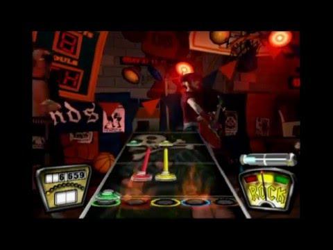 Guitar Hero II Gameplay PS2 - 동영상