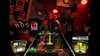 Guitar Hero II Gameplay PS2