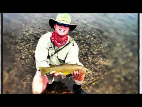 Yellowstone/Slough Creek Backpacking/Fishing Trip - July 2012