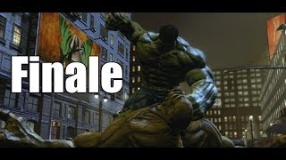 The Final Battle! - The Incredible Hulk - Finale (Gameplay/Commentary)