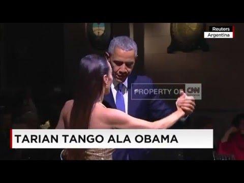 Tarian Tango Ala Obama
