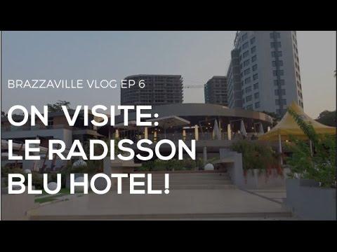 SALLE DE SPORT , RADISSON BLU HOTEL , FLEUVE CONGO | CONGO BRAZZAVILLE HOTELS