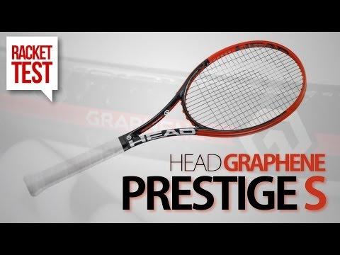 Der Head YouTek Graphene Prestige S im Racket-Test