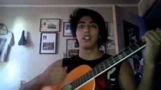 Canción de amor cover acústico Don Omar