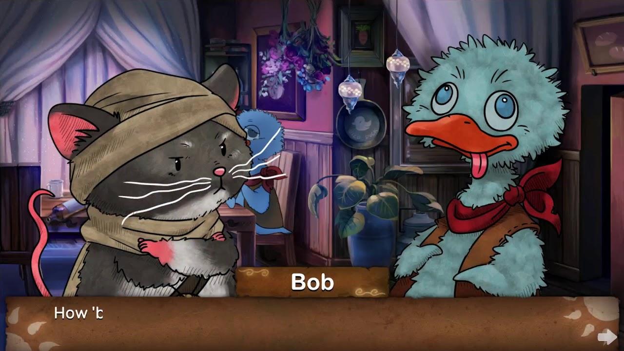 В ноябре на PC и Switch выйдет олдскульный квест, похожий на мультики Pixar и Disney