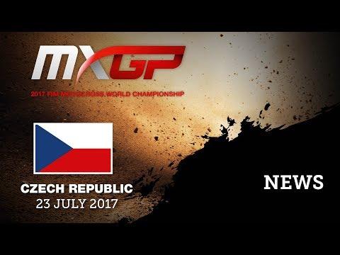 News Highlights_MXGP of Czech Republic 2017