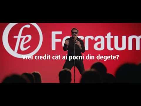 Ferratum Romania - Credit cat ai pocni din degete