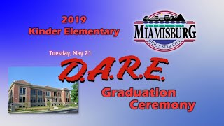 2019 Kinder D.A.R.E. Graduation Ceremony