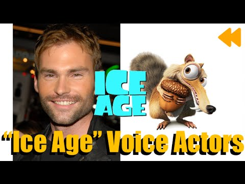 """""""Ice Age"""" Voice Actors and Characters"""