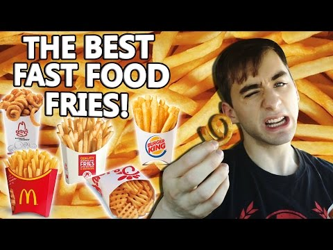 WHO HAS THE BEST FAST FOOD FRENCH FRIES?!?