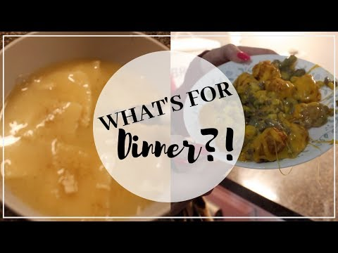 EASY CHICKEN AND DUMPLINGS FROM SCRATCH | WHATS FOR DINNER | THE WELDERS WIFE