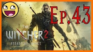 The Witcher 2: Assassins of Kings Gameplay Walkthrough Part 43 - The Walls Have Ears