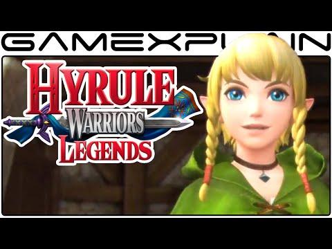 Novo trailer de Hyrule Warriors Legends mostra Ganondorf em ação