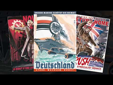 Kaiserreich @ PDX-CON 2017 - Welcome to Stockholm