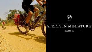Cameroon Biking on our Santos Travelmaster 3+