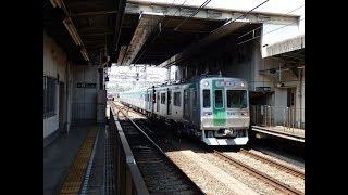 京都市営地下鉄 烏丸線 竹田駅に試運転のLED行先表示器の10系が到着