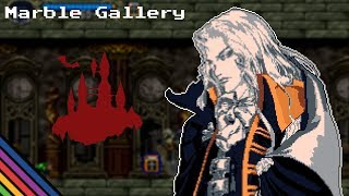 Marble Gallery 8-BIT - Castlevania: Symphony of the Night