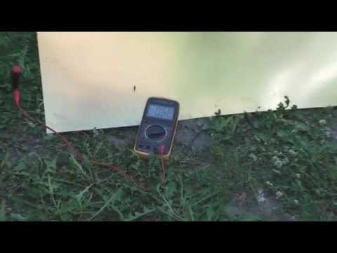 Видео Оцинкованный лист железа