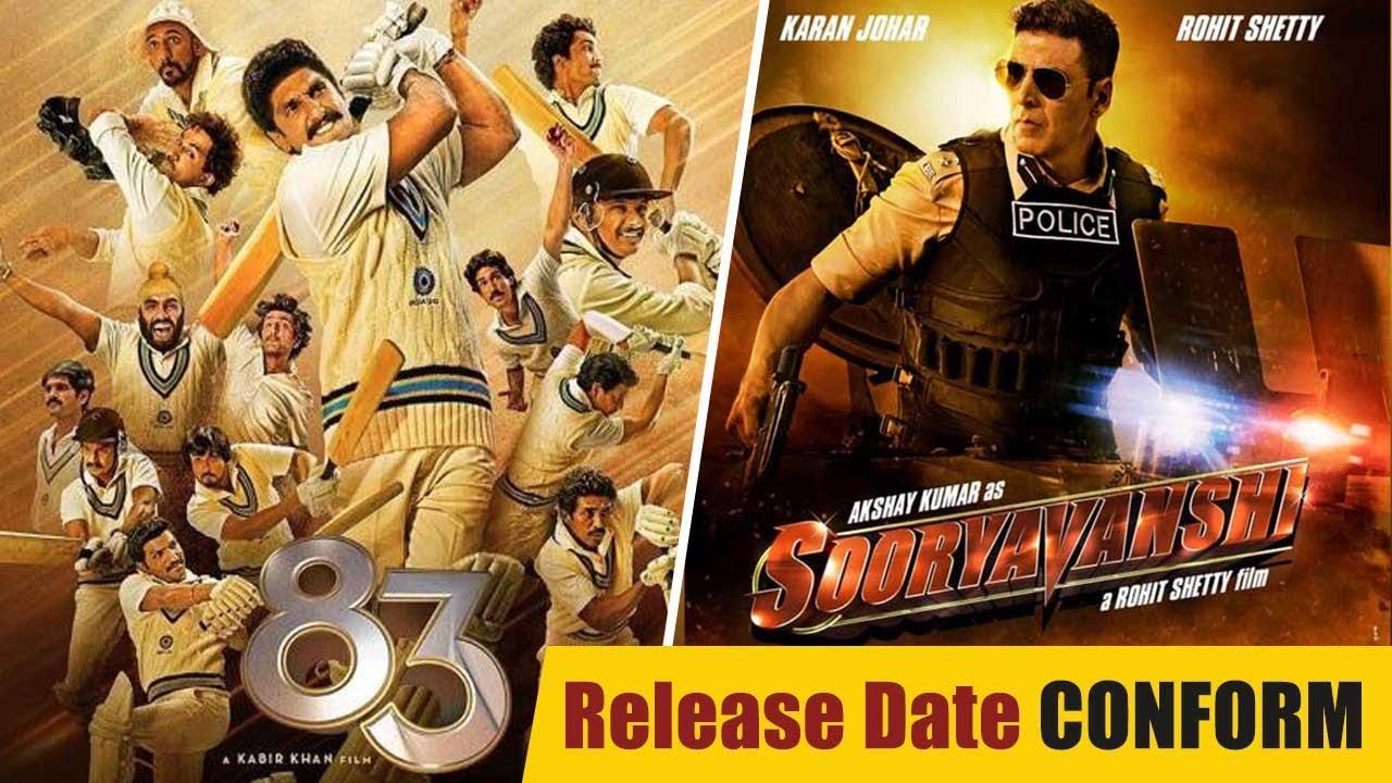 SURYAVANSHI & 83 Release date Conform | Akshay Kumar | Ranveer Singh | OTZ Media