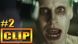 """Suicide Squad """"Really, Really Bad"""" Clip"""