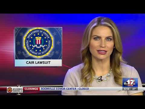 Video: CAIR Calls for Congressional Probe of Watchlist Distribution to Private Entities