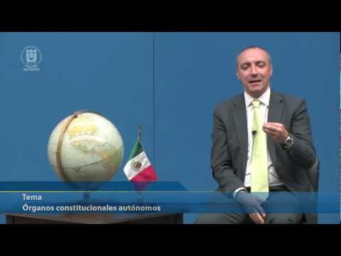 Órganos Constitucionales Autónomos, Comentario - Miguel Carbonell Sánchez