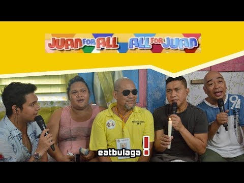 Juan For All, All For Juan Sugod Bahay   March 6, 2018