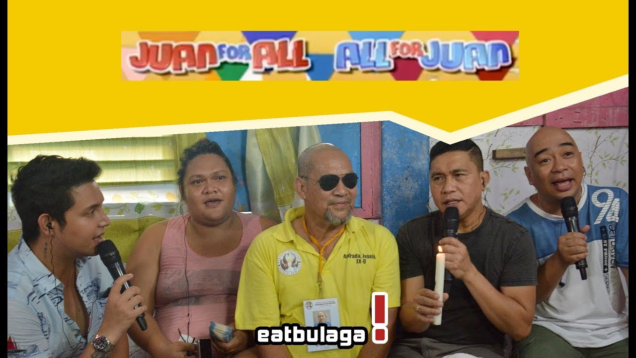 Juan For All, All For Juan Sugod Bahay | March 6, 2018