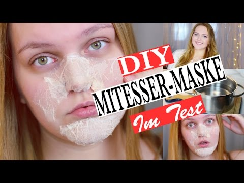 Diy Anti Mitesser Maske Test Review Maske Selber Machen