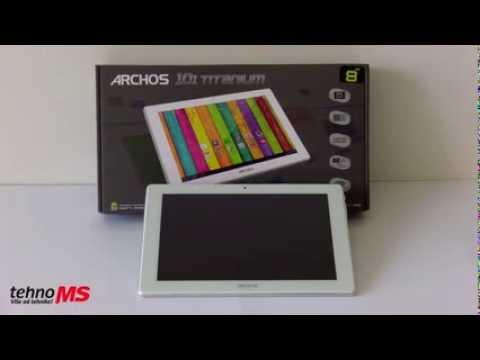 ARCHOS 101 Titanium Tablet Driver Windows