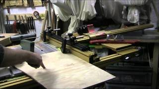 Jessem Ts Stock Guides - Video 4 Of 5 - Test Cuts