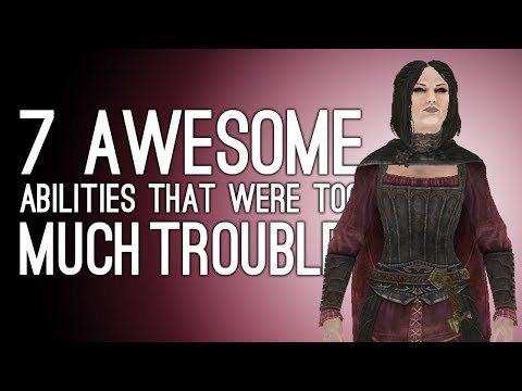 7 Awesome Abilities That Were More Trouble Than They Were Worth