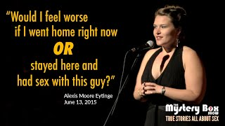 A People Pleaser: Alexis Moore Eytinge @ The Mystery Box Show