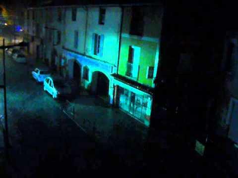 Impact de foudre et coupure de courant sur salon de - Salon de provence meteo ...