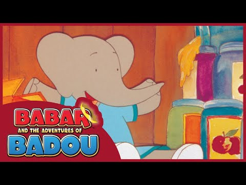 Babar And The Adventures Of Badou | Sky Croc/ Crocodile Kerfuffle - Ep.  29