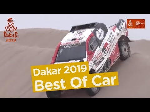 Best Of Car - Dakar 2019