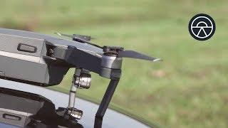 DJI Mavic Pro - Настройки камеры для плавной и красивой съемки
