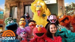 Sesame Street Turns 50 How Its Impacted The World  Sunday TODAY