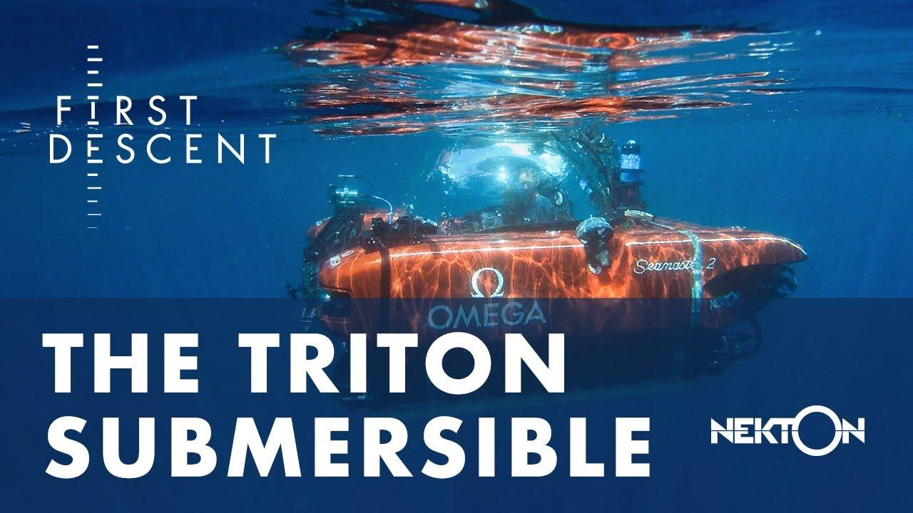 Submarines & Deep Technology ~ MarineBio Conservation Society