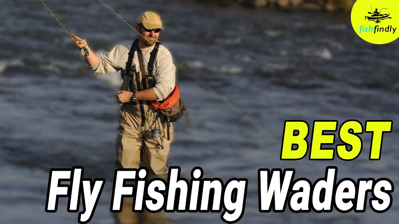 Best Breathable Waders In 2020 Be Comfortable Flexible While Fishing Youtube