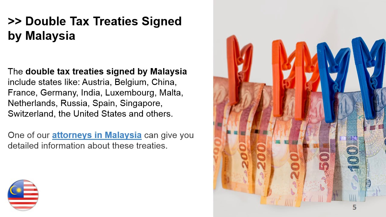 Double Taxation Treaties In Malaysia Youtube