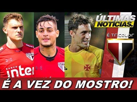 BOMBOU NO SÃO PAULO FC 26/10/18! MARTIN SILVA, JEAN, LUCAS PERRI, JOÃO ROJAS, HUDSON E MAIS