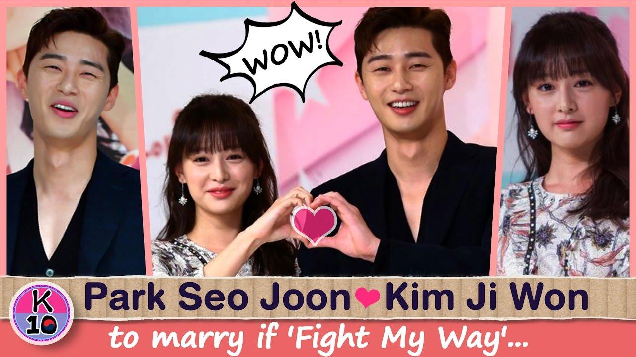 Park seo joon and kim ji won dating rumors