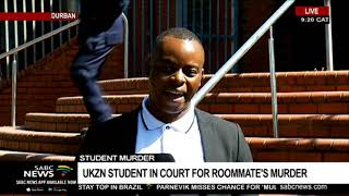UKZN student to appear in court for allegedly killing friend | Mlungisi Khumalo updates