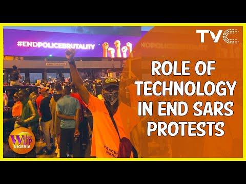The Role Of Technology In End Sars Protests | A Short Clip