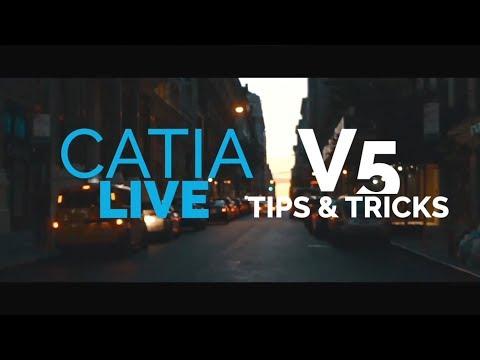 CATIA V5 Tips