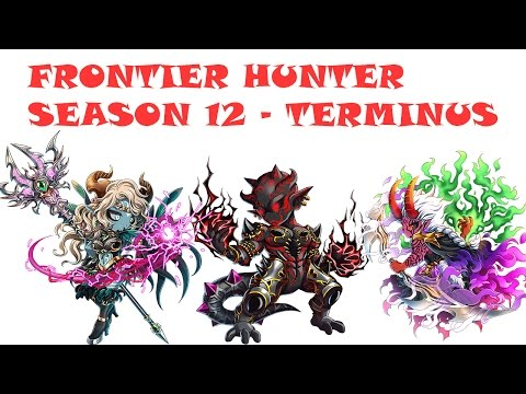 Brave Frontier Global | Frontier Hunter Season 12 - Terminus | Mistakes Were Made