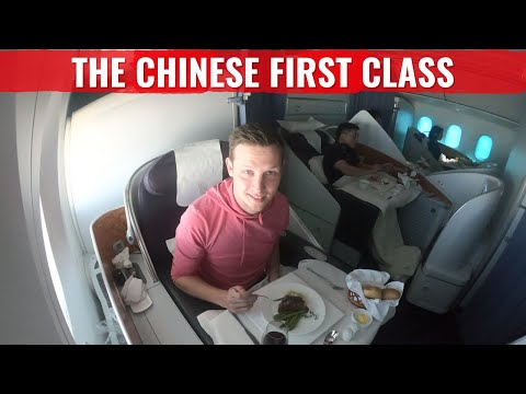 Review: CHINA SOUTHERN AIRLINES FIRST CLASS Experience To London